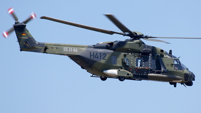 98-93 - NH Industries NH-90TTH - Germany - Army