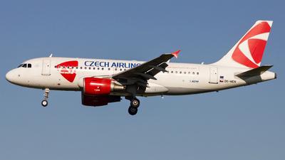 OK-NEN - Airbus A319-112 - CSA Czech Airlines