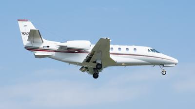 N557QS - Cessna 560XL Citation Excel - NetJets Aviation