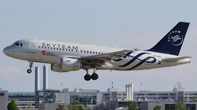OK-PET - Airbus A319-112 - CSA Czech Airlines