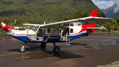 ZK-MCM - Gippsland GA-8 Airvan - Milford Sound Flightseeing