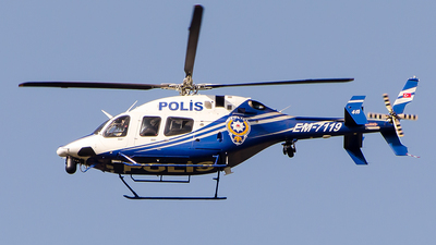 EM-7119 - Bell 429 Global Ranger - Turkey - Police