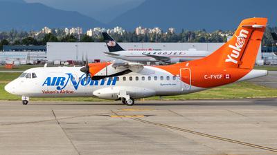 C-FVGF - ATR 42-300 - Air North