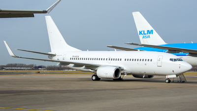 A picture of PHBGN - Boeing 7377K2 - KLM - © Dutch