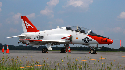 165494 - McDonnell Douglas T-45C Goshawk - United States - US Navy (USN)