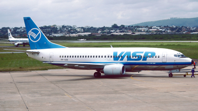 PP-SOE - Boeing 737-33A - VASP