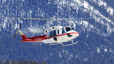 N213KA - Bell 212 - Alpine Helicopters
