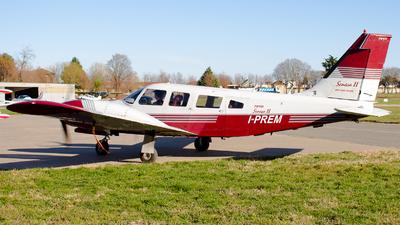 I-PREM - Piper PA-34-200T Seneca II - Aero Club - Vercelli