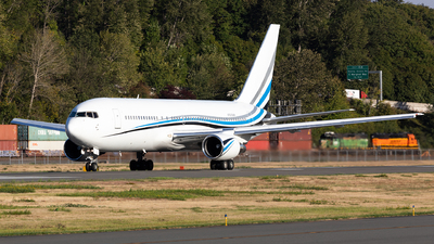 A picture of N767MW - Boeing 767277 - [22694] - © HAOFENG YU