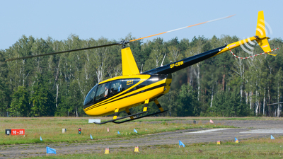 SP-CBW - Robinson R44 Raven II - Private