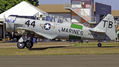 PR-TIK - North American T-6G Texan - Private