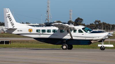 VH-TFV - Cessna 208B Grand Caravan EX - Australia - National Parks & Wildlife (ParkAir)