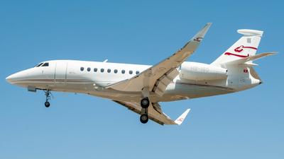 HB-IGO - Dassault Falcon 2000LX - Cat Aviation