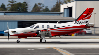 N259GM - Socata TBM-850 - Private