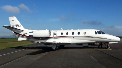 ZP-BOJ - Cessna 560XL Citation Excel - Private