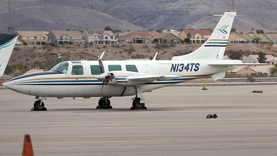N134TS - Ted Smith Aerostar 601 - Private