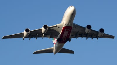 A6-EDS - Airbus A380-861 - Emirates