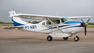 PT-KBY - Cessna U206F Stationair - Aerotop