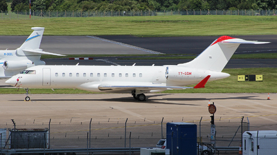 T7-GQM - Bombardier BD-700-1A10 Global Express XRS - Private