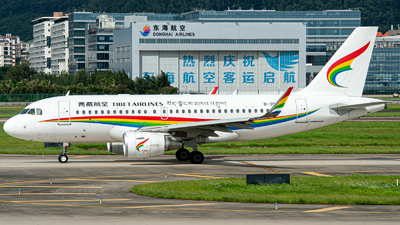 B-304M - Airbus A319-115 - Tibet Airlines