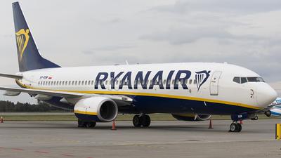 A picture of SPRSM - Boeing 7378AS - Ryanair - © KonradWyszynski