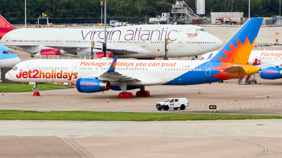 A picture of GLSAC - Boeing 75723A - Jet2 - © Jamie PD