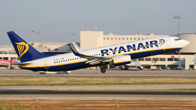 EI-EMJ - Boeing 737-8AS - Ryanair