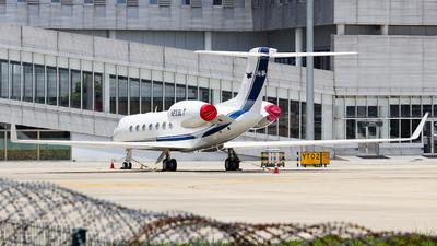 N233LT - Gulfstream G550 - Private