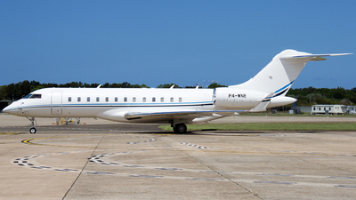 P4-WNE - Bombardier BD-700-1A10 Global Express XRS - Private