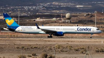 A picture of DABOB - Boeing 757330 - Condor - © Pablo Marín