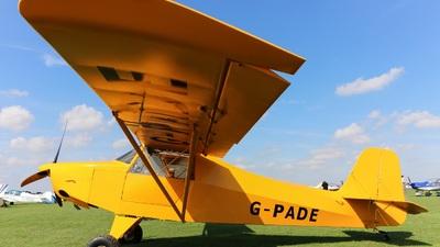 A picture of GPADE - Just Escapade 912(2) - [BMAA/HB/369] - © David Cook