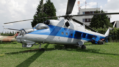 4011 - Mil Mi-24D Hind D - Czech Republic - Air Force