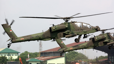 HS-7210 - Boeing AH-64E Apache Guardian - Indonesia - Army