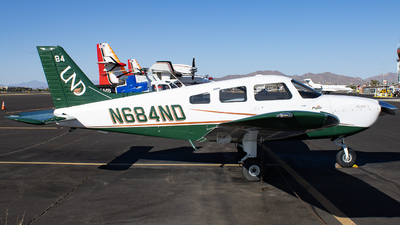 N684ND - Piper PA-28-181 Archer TX - UND Aerospace Foundation