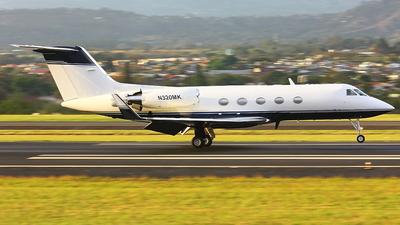 N320MK - Gulfstream G-III - Private