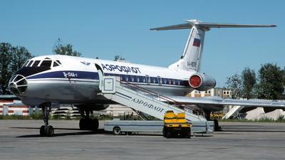 RA-65781 - Tupolev Tu-134A-3 - Aeroflot