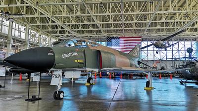 64-0792 - McDonnell Douglas F-4C Phantom II - United States - US Air Force (USAF)