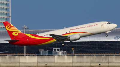 B-2576 - Boeing 737-44P(SF) - Yangtze River Airlines