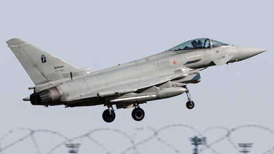 MM7298 - Eurofighter Typhoon EF2000 - Italy - Air Force