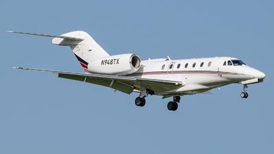 N948TX - Cessna 750 Citation X - Private