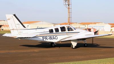 PR-WAO - Beechcraft 58 Baron - Private