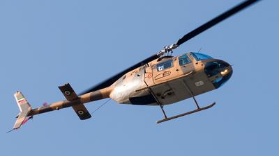 2-4103 - Bell 206A JetRanger - Iran - Army