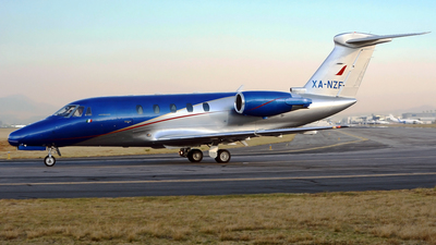 A picture of XANZF - Cessna 650 Citation III - [6500071] - © Alex Zothique