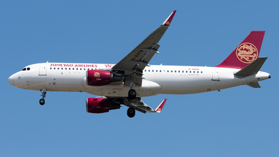 B-8408 - Airbus A320-214 - Juneyao Airlines