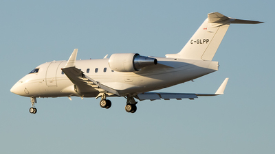 C-GLPP - Bombardier CL-600-2B16 Challenger 604 - Private