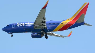 N7717D - Boeing 737-76N - Southwest Airlines