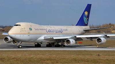 HZ-AIU - Boeing 747-268F(SCD) - Saudi Arabian Airlines Cargo
