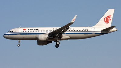 B-1875 - Airbus A320-214 - Air China
