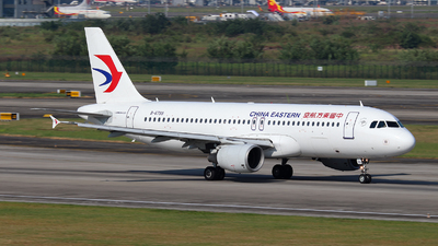 B-6799 - Airbus A320-214 - China Eastern Airlines