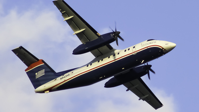 A picture of N943HA - De Havilland Canada Dash 8100 - [167] - © Zachary Bogart